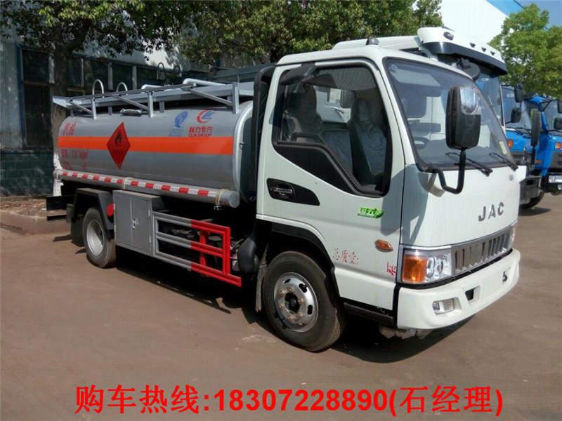 国五 江淮5方加油车